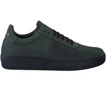 Blaue Antony Morato Sneaker MMFW00876
