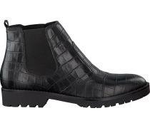 Schwarze Omoda Chelsea Boots 051.911