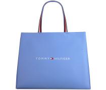 Tommy Hilfiger Shopper Tommy Shopping Bag Blau Damen
