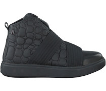 Schwarze Replay Sneaker MILLAND