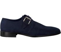 Blaue Greve Business Schuhe FIORANO TOP