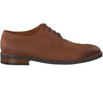 Cognac Van Lier Business Schuhe 5378