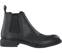 Schwarze G-Star Boots D02802