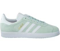 Grüne Adidas Sneaker GAZELLE DAMES