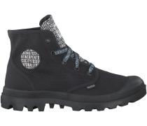 Schwarze Palladium Boots PAMPA HIGH D