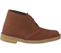 Braune Clarks Boots DESERT BOOT DAMES