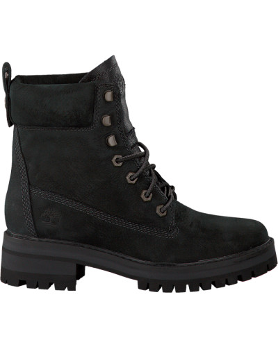 Schwarze Ankle Boots Courmayeur Valley YB