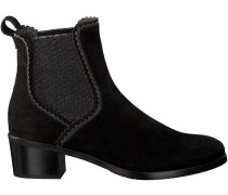 Schwarze Maripé Chelsea Boots 25561