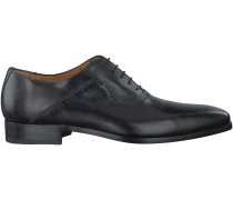 Schwarze Giorgio Business Schuhe HE12969