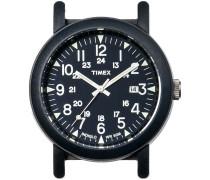Blaue Timex Uhr (ohne Armband) CAMPER