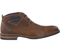 Cognac Omoda Business Schuhe 70058
