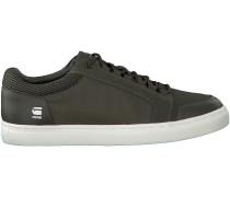 Grüne G-Star Sneaker D07903