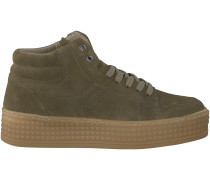 Grüne PS Poelman Sneaker P13618-L782POE