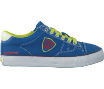 Blaue Vingino Sneaker DAVE LOW