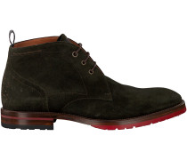 Grüne Floris van Bommel Ankle Boots 10973
