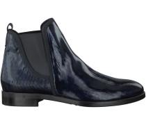 Blaue Maripé Chelsea Boots 23289