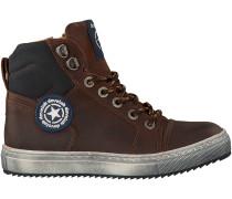 Braune Develab Sneaker 41537