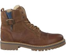 Cognac Bullboxer Boots AHA501