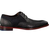 Business Schuhe 18107 Grau Herren