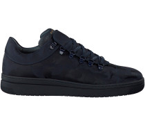 Blaue Nubikk Sneaker YEYE CAMO HEREN