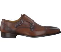 Cognac Greve Business Schuhe 4454