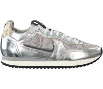 Silberne Floris van Bommel Sneaker FLORIS VAN BOMMEL 85232