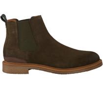 Grüne Omoda Chelsea Boots MRINO612