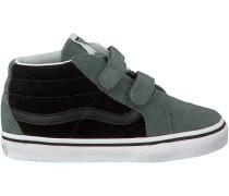 Schwarze Vans Sneaker UY SK8-MID REISSUE V