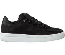 Schwarze Nubikk Sneaker YEYE CAMO DAMEN