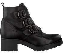 Schwarze Omoda Biker Boots R14436
