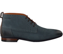 Blaue Van Lier Business Schuhe 4361
