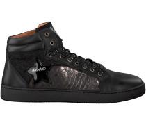 Schwarze Develab Sneaker 41472