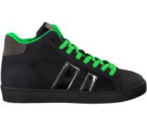 Blaue Hip Sneaker H1798