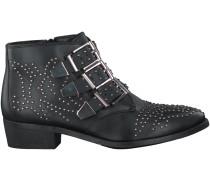 Schwarze Bronx Boots 43771