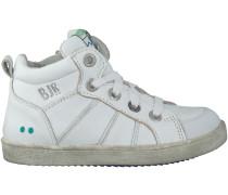 Weiße Bunnies Sneaker POL PIT