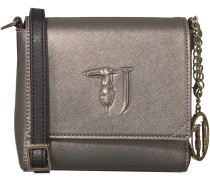 Bronze Trussardi Jeans Umhängetasche 75B557
