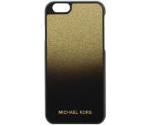 Goldene Michael Kors Handy-Schutzhülle PHONE COVER IPHONE 6