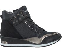 Schwarze Replay Sneaker HUSSEY