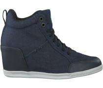 Blaue G-Star Sneaker NEW LABOUR