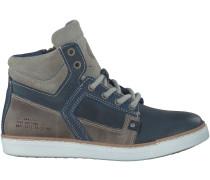 Blaue Bullboxer Sneaker AGM510