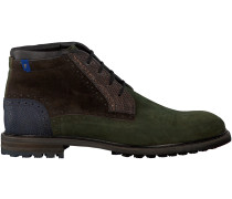 Grüne Floris van Bommel Ankle Boots 10978