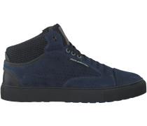 Blaue Floris van Bommel Sneaker 10862