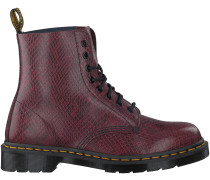 Rote Dr. Martens Boots PASCAL