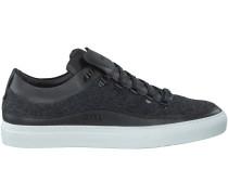 Schwarze Nubikk Sneaker JULIEN