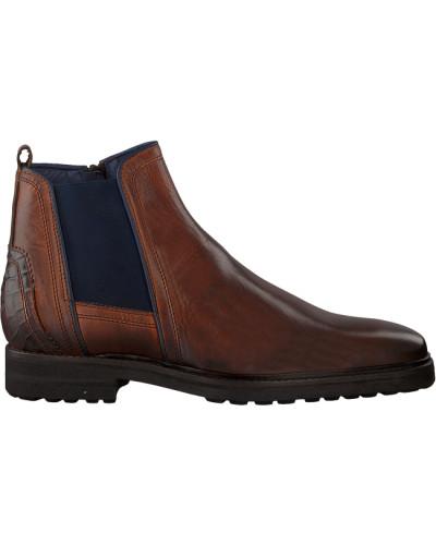Camelfarbene Omoda Chelsea Boots 36637