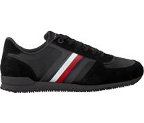 Sneaker Low Iconic Runner Schwarz Herren