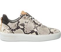 Fred de la Bretoniere Sneaker Low 101010130 Frs0673 Weiß Damen