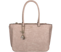 Rosa Guess Handtasche TRYLEE LARGE SOCIETY SATCHEL