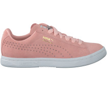 Rosa Puma Sneaker COURT STAR SD