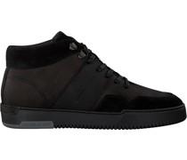 Sneaker High Sequoia Schwarz Herren